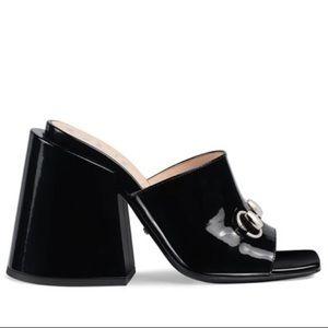 Gucci Lexi Horsebit Sandal
